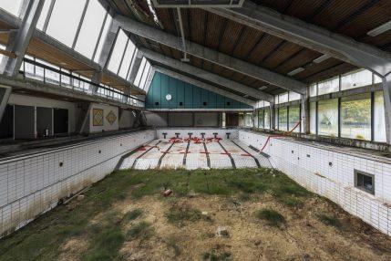 Piscine, Danemark piscina, Danimarca. Fotografia di Jonathan Jimenez aka Jonk
