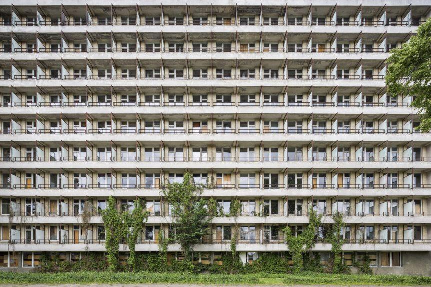 Sanatorio, Lituanie Sanatorio, Lituania. Fotografia di Jonathan Jimenez aka Jonk