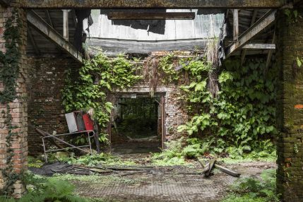 Usine, Allemagne Factory, Germania. Fotografia di Jonathan Jimenez aka Jonk