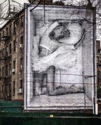 JR in New York (2015)
