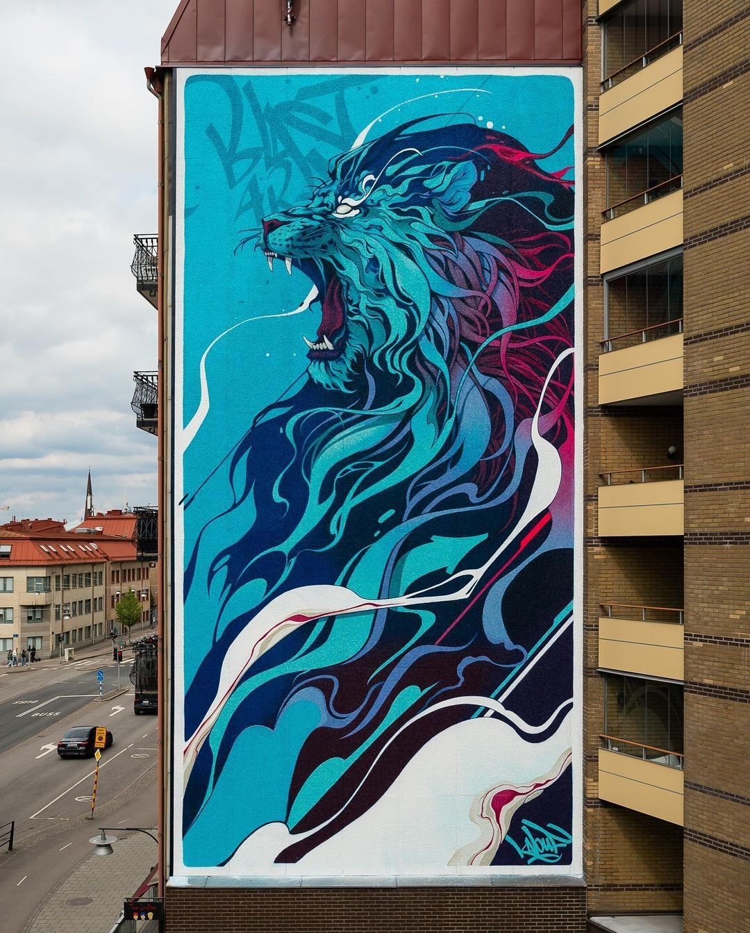 Kalouf @ Gothenburg, Sweden