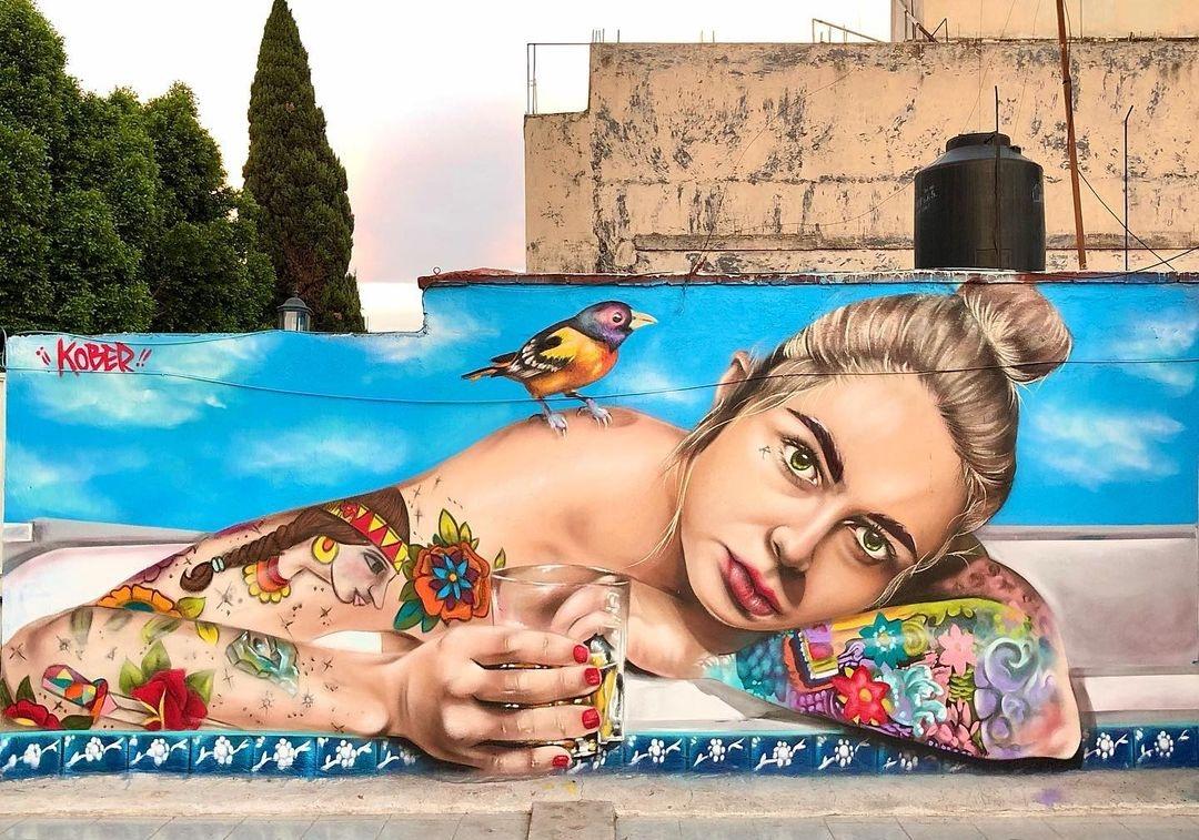 Kober @ Mexico City, Mexico