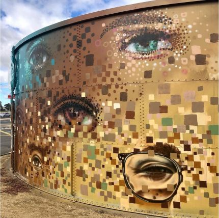 Mike Makatron + Conrad Bizjak @ Melbourne, Australia