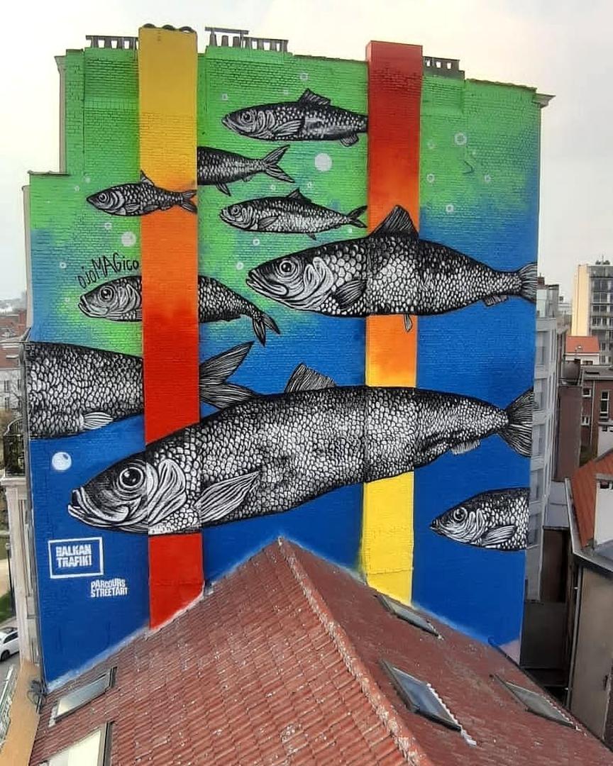 ojoMAGico @ Brussels, Belgium