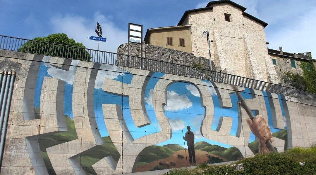 Oniro @ Santopadre, Italy