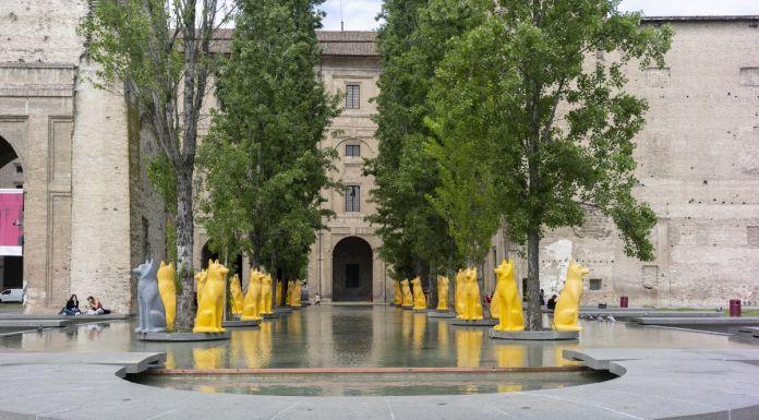 Parma 360 – Cracking Art – Tempo di Lupi