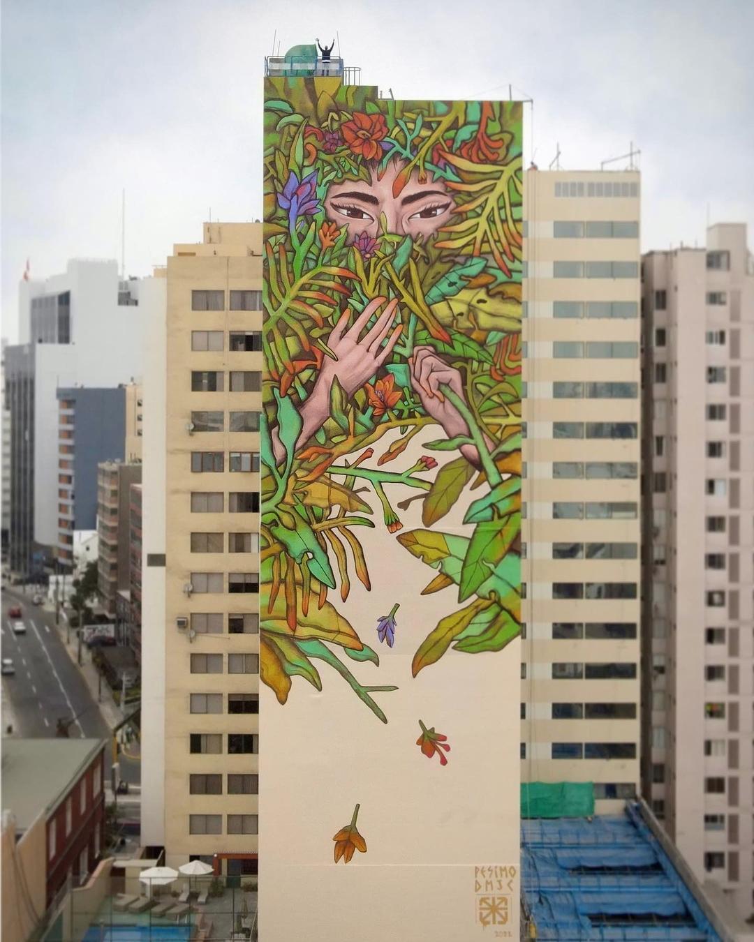 Pesimo @ Lima, Peru