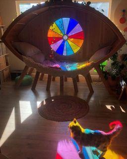 Eye Pod by April Rose aka Rainbow Kimono