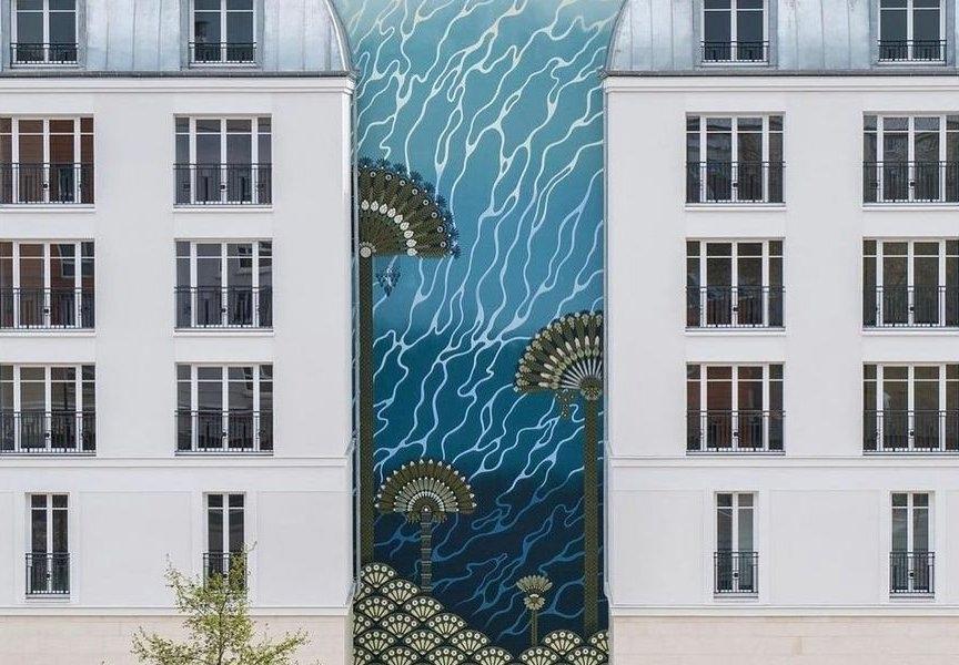SupaKitch & Koralie @ Clamart, France