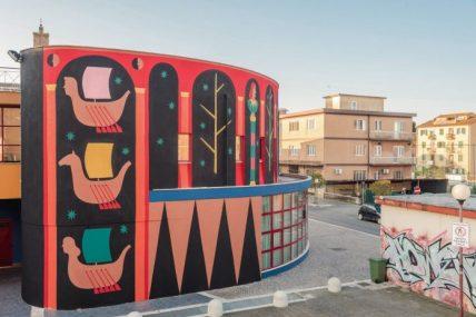 Agostino Iacurci @ Pomezia, Italy