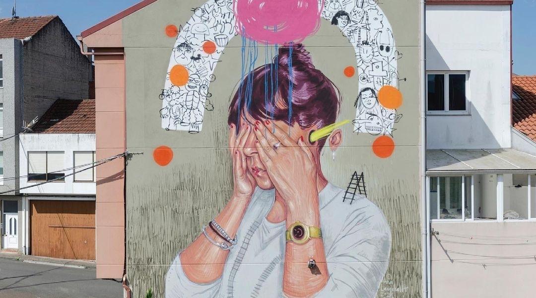Ana Langeheldt @ Carballo, Spain