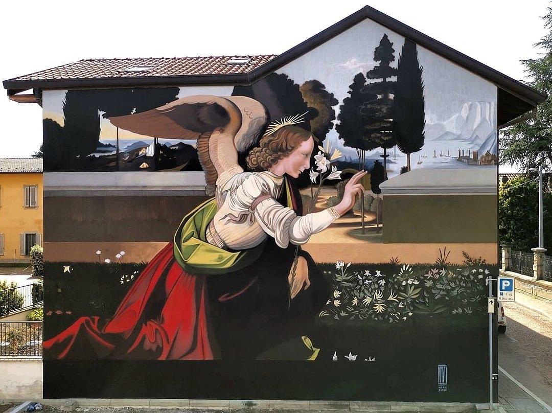 Andrea Ravo Mattoni @ Lonate Pozzolo, Italy