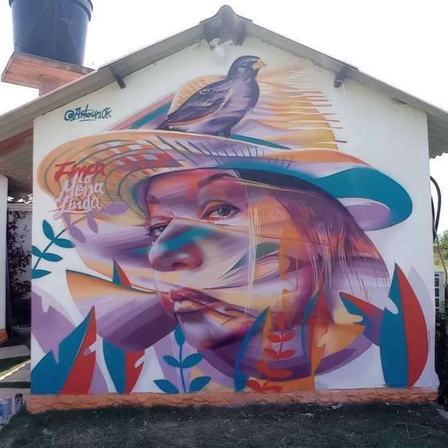 Arte Unok @ Turbaco, Colombia