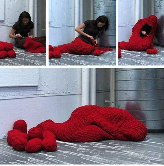 Performance art by Bea Camacho