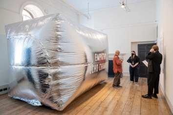 Enni-Kukka Tuomala @ London Design Biennale