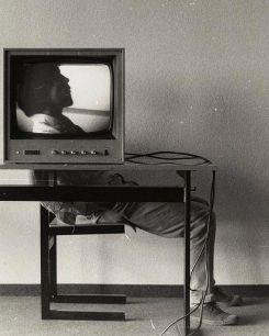 Ernst Caramelle \ Video Landscapes, 1974