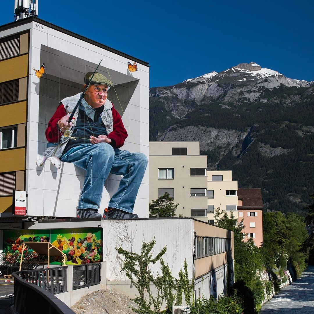 Fabian Bane Florin @ Chur, Switzerland