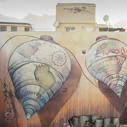 Feoflip @ Santa Cruz de Tenerife, Spain