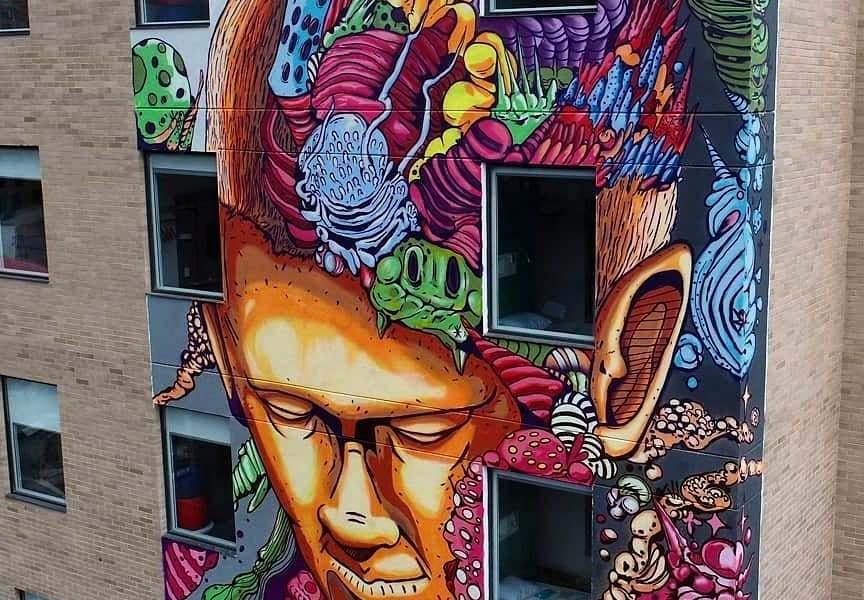 Gruterium @ Bogota, Colombia
