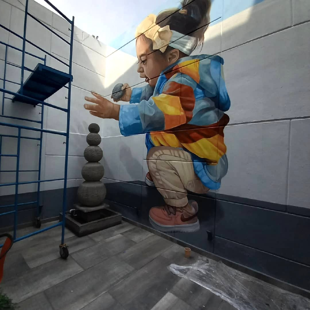 Hebs Art @ Mexico City, Mexico