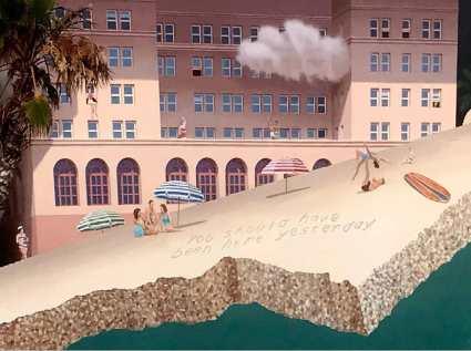 John Pugh @ Hermosa Beach, USA