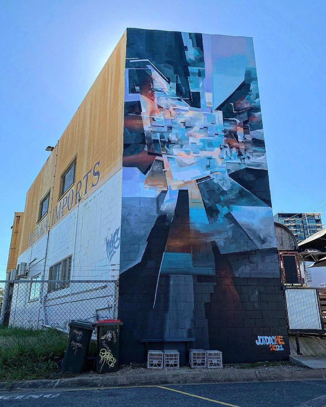 Jordache @ Brisbane, Australia