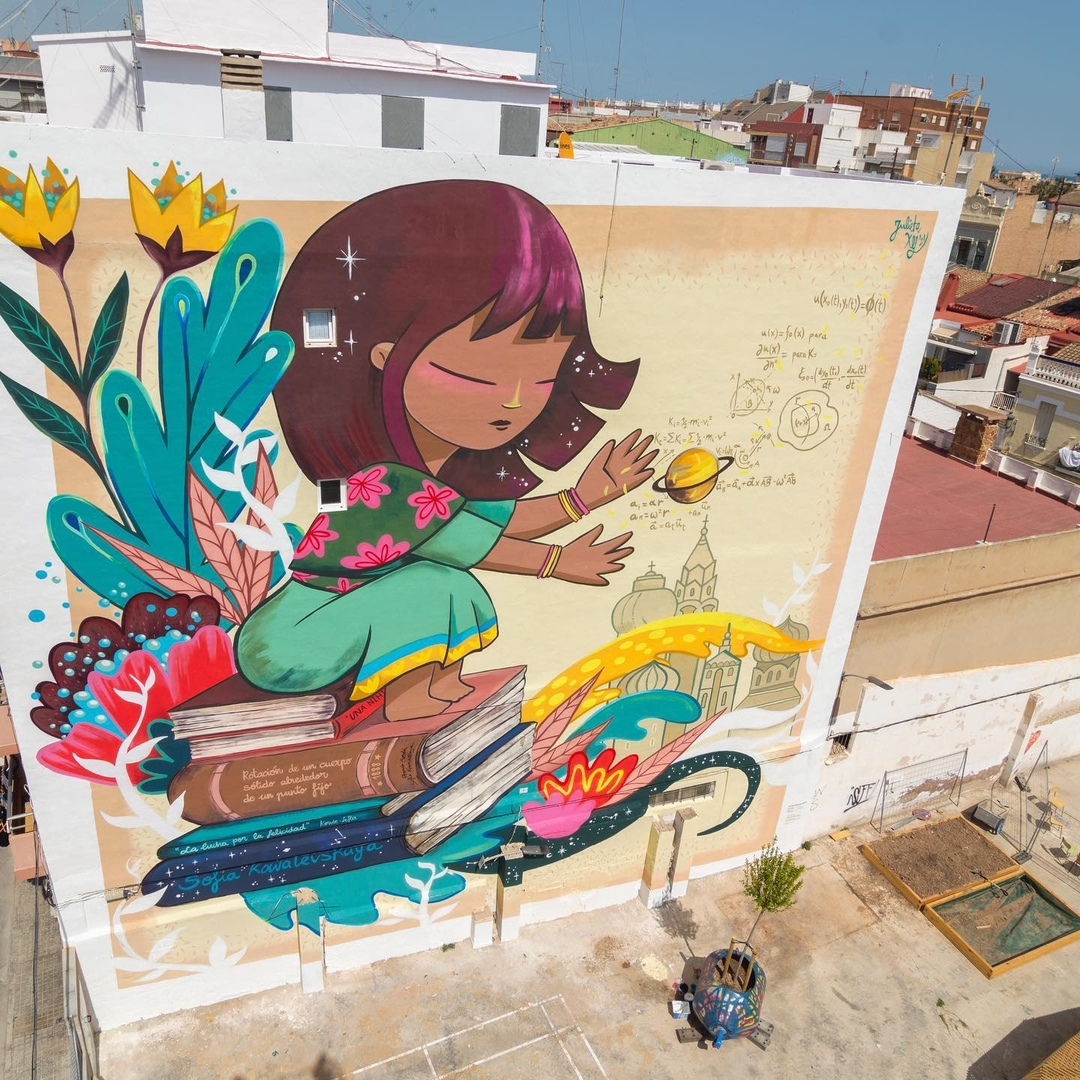 Julieta XLF @ Valencia, Spain