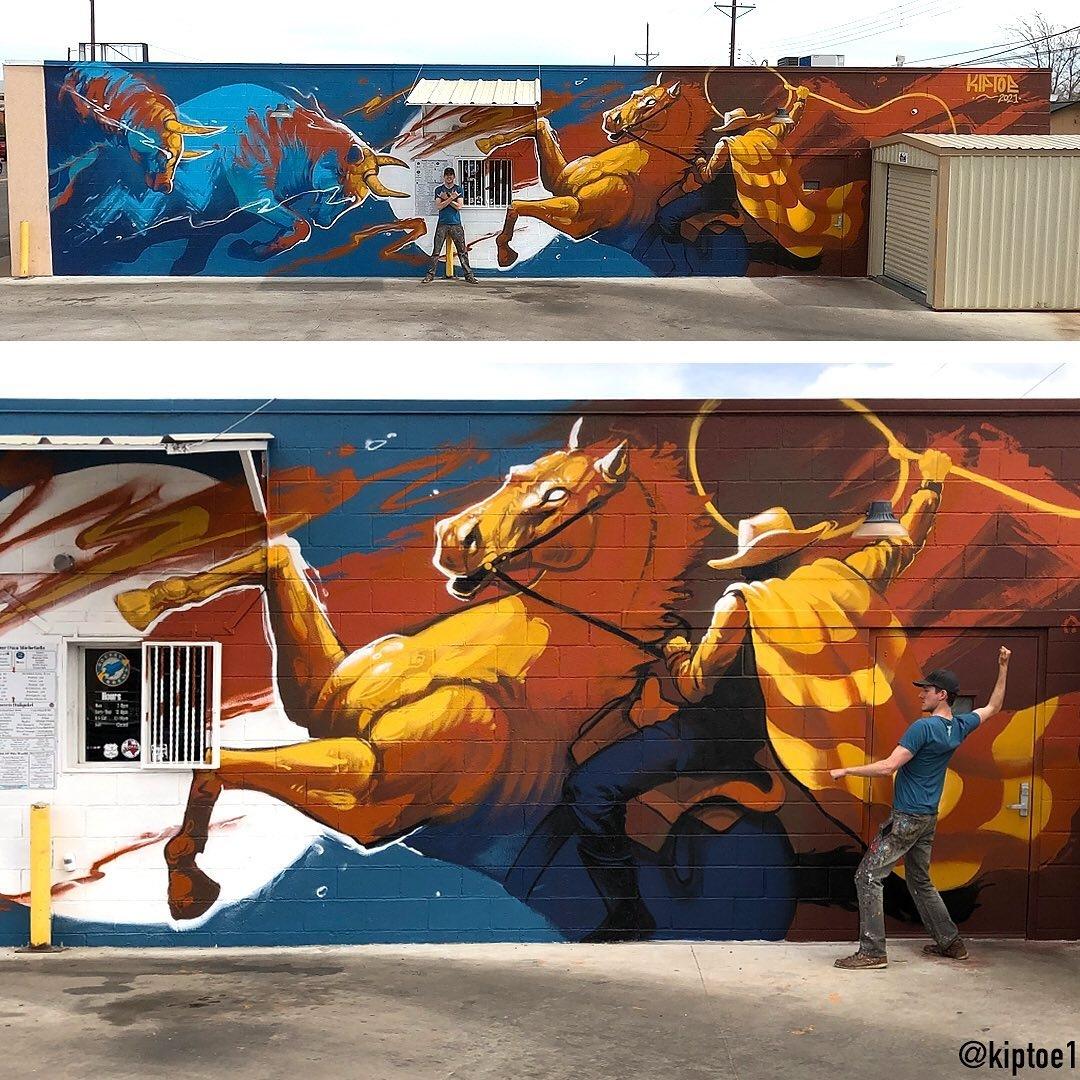 Kiptoe @ Amarillo, USA