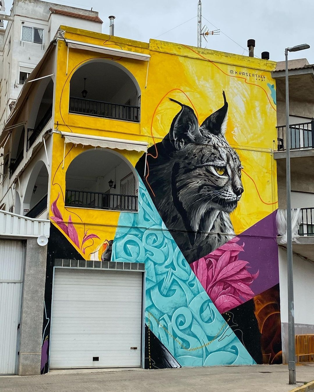 Kraser @ Alberic, Spain