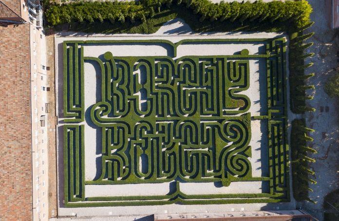 Labirinto Borges @ Fondazione Cini, Venezia. Fotografia di Matteo De Fina
