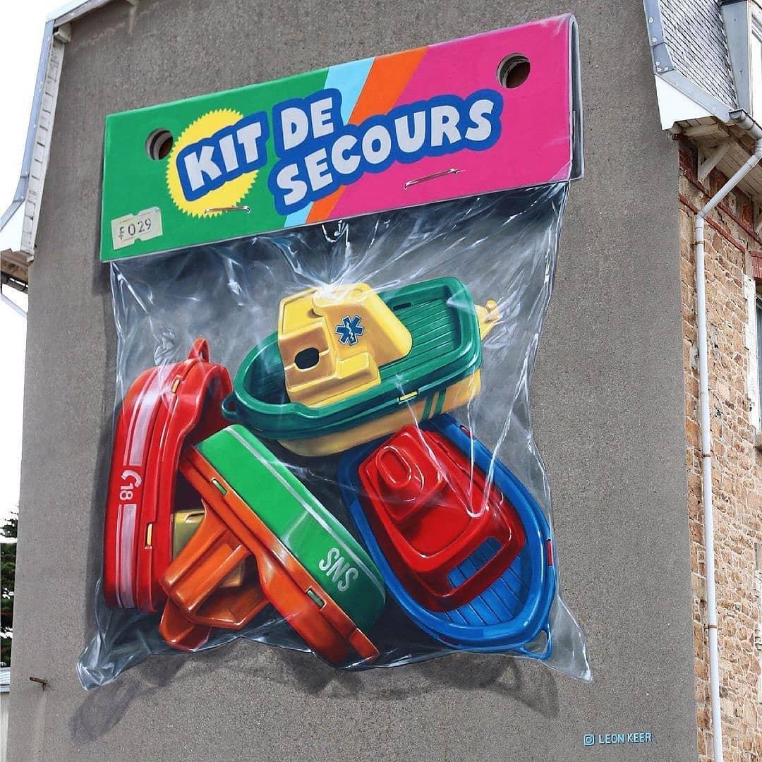 Leon Keer @ Plougasnou France