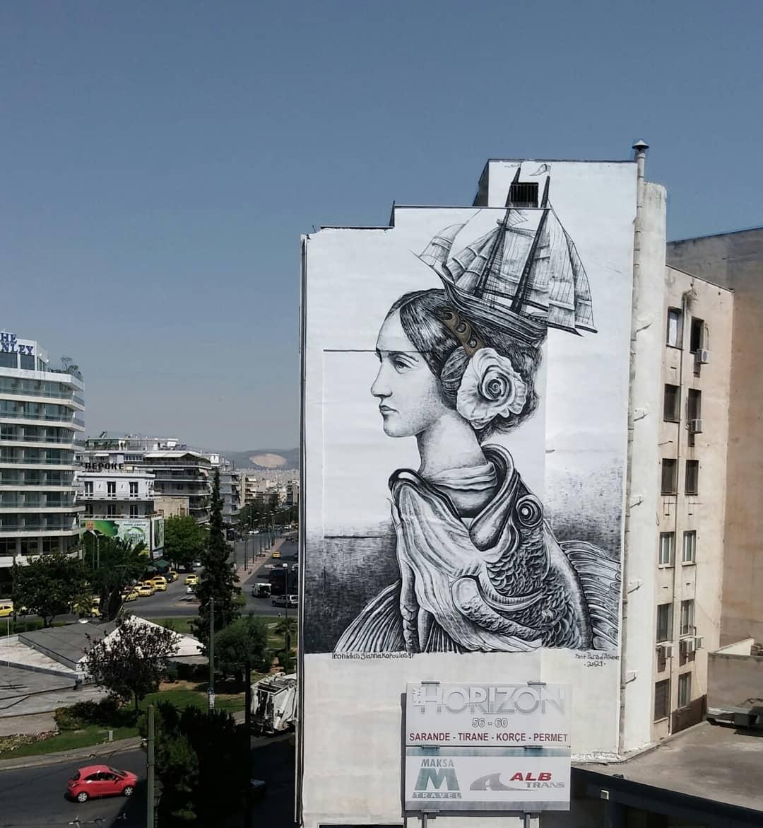 Leonidas Giannakopoulos @ Athens, Greece