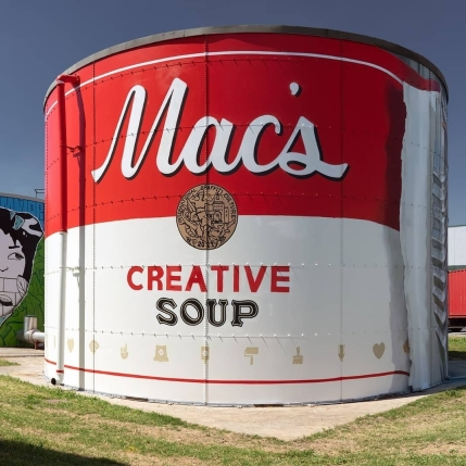 MACS @ Casalpusterlengo, Italy