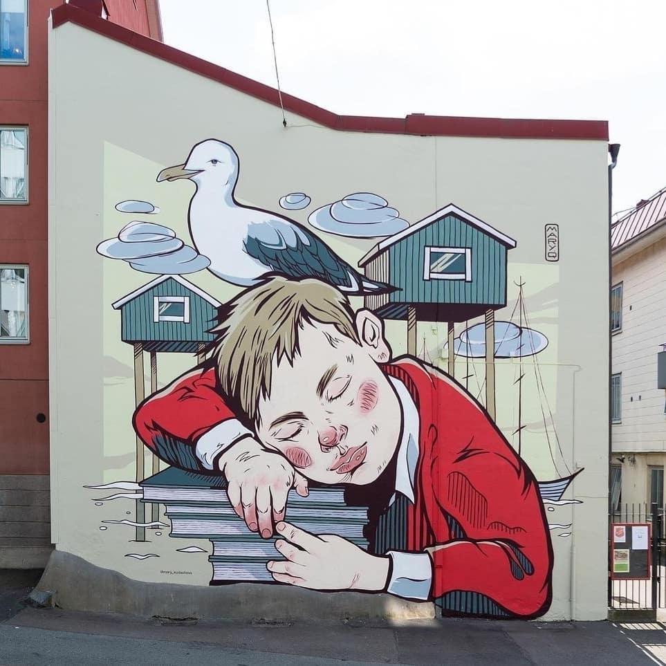 MaryQ @ Gothenburg, Sweden