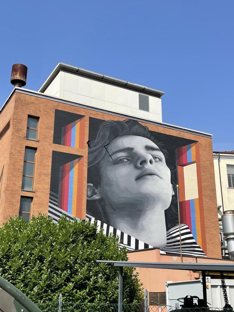 Medianeras @ Padua, Italy