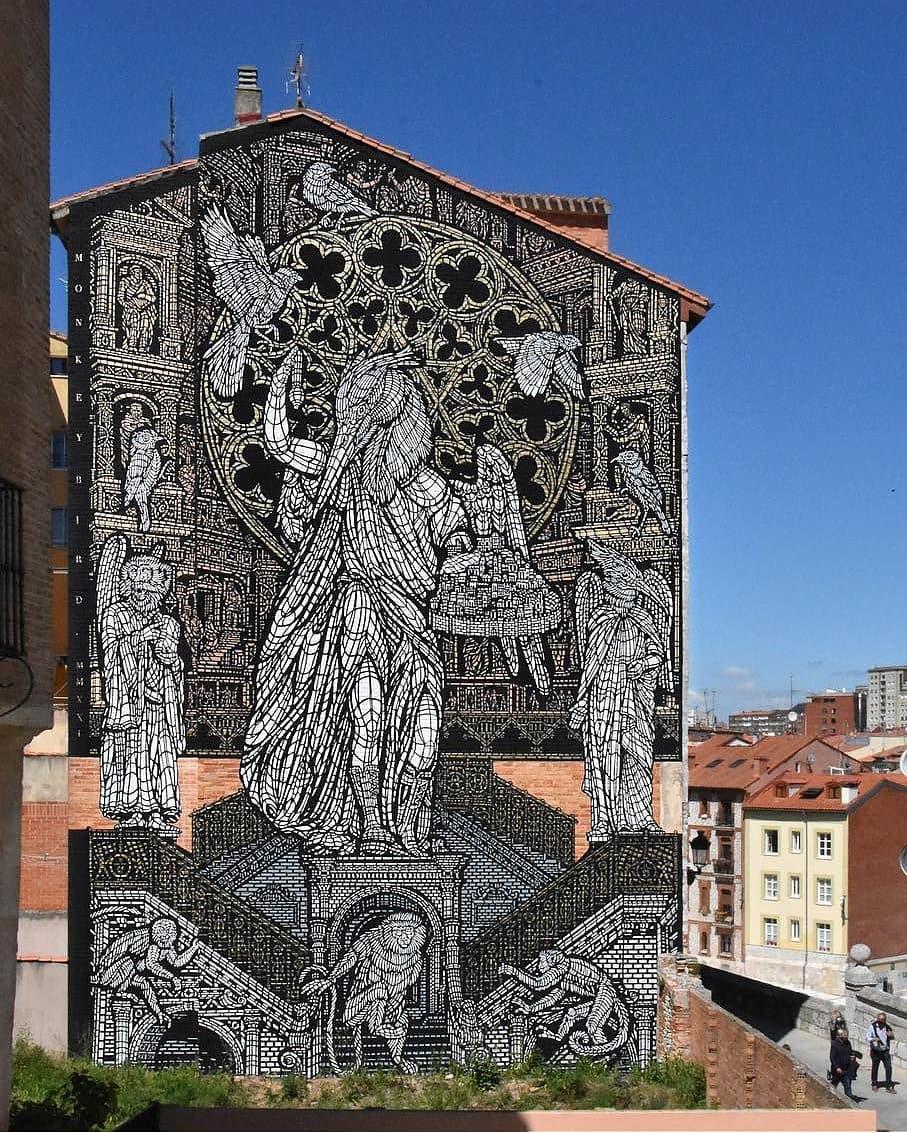MonkeyBird @ Burgos, Spain