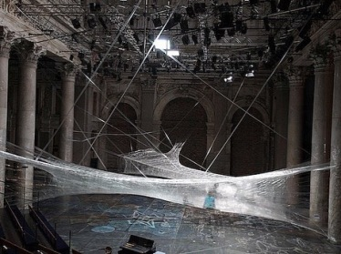 Tape installation by art collective Numen / For Use