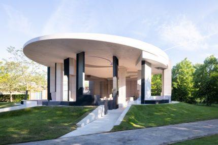 Serpentine Pavilion by studio Counterspace