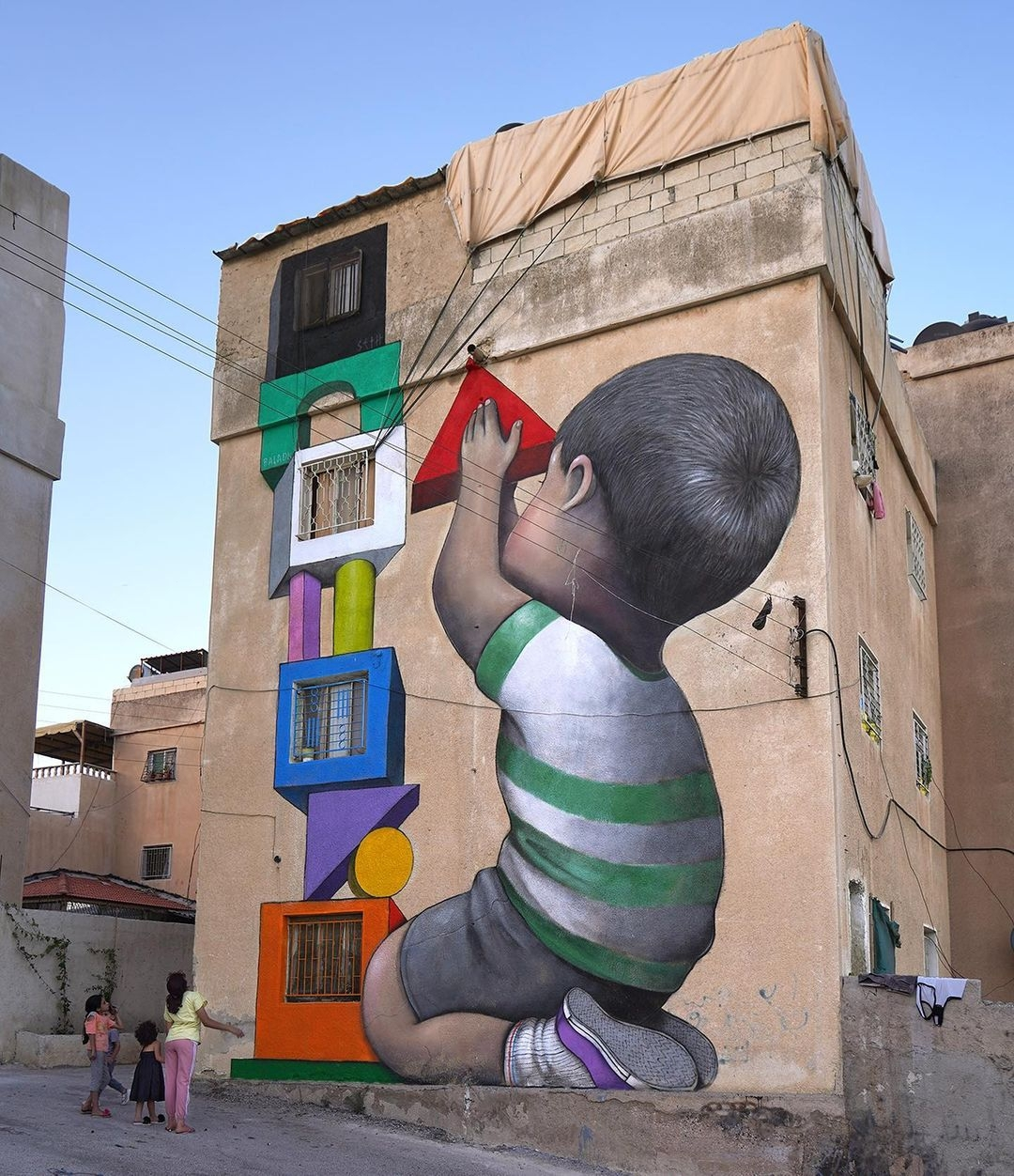 Seth Globepainter @ Amman, Jordan