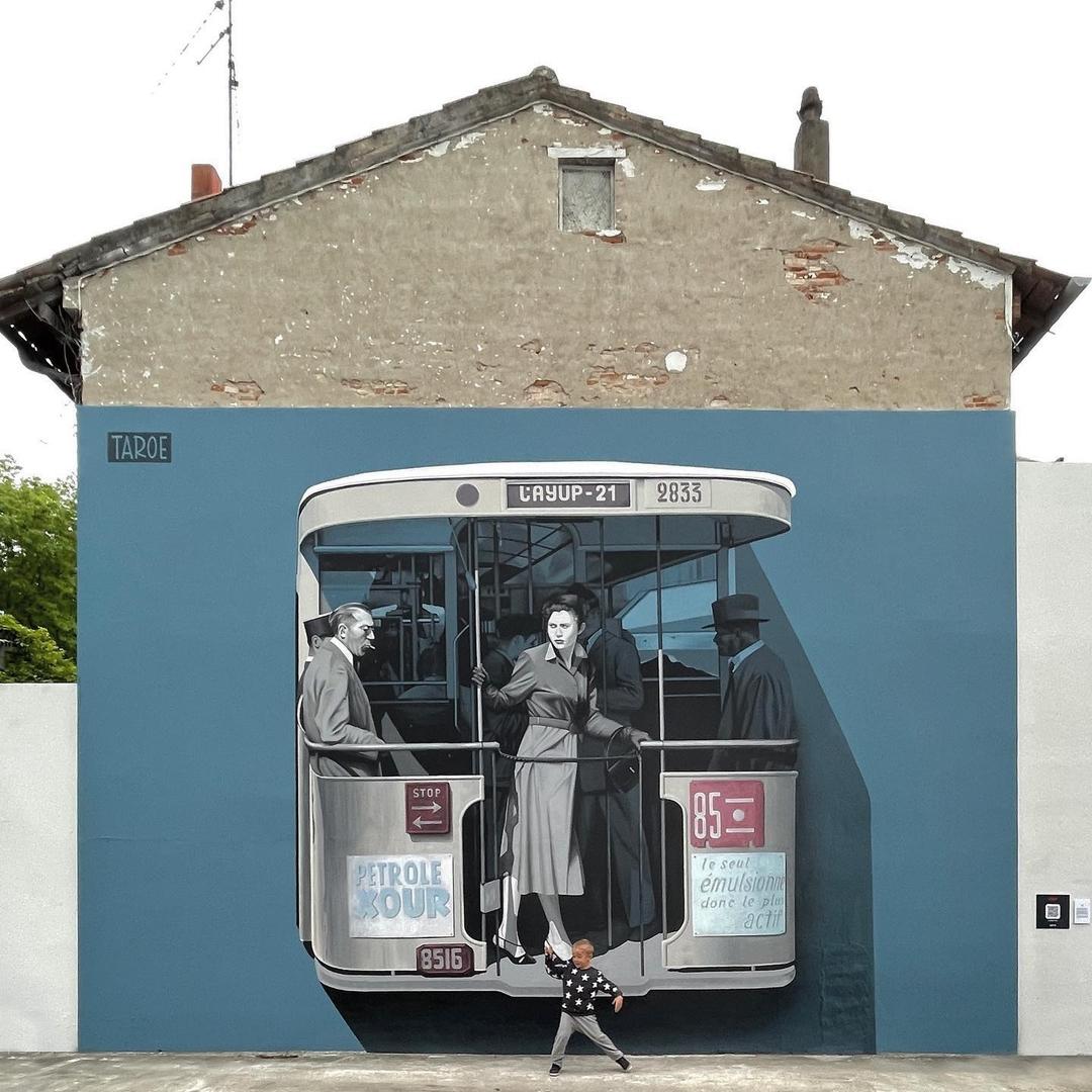 Taroe @ Toulouse, France