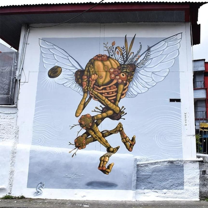 WoSnaN @ Santa Rosa de Cabal, Colombia