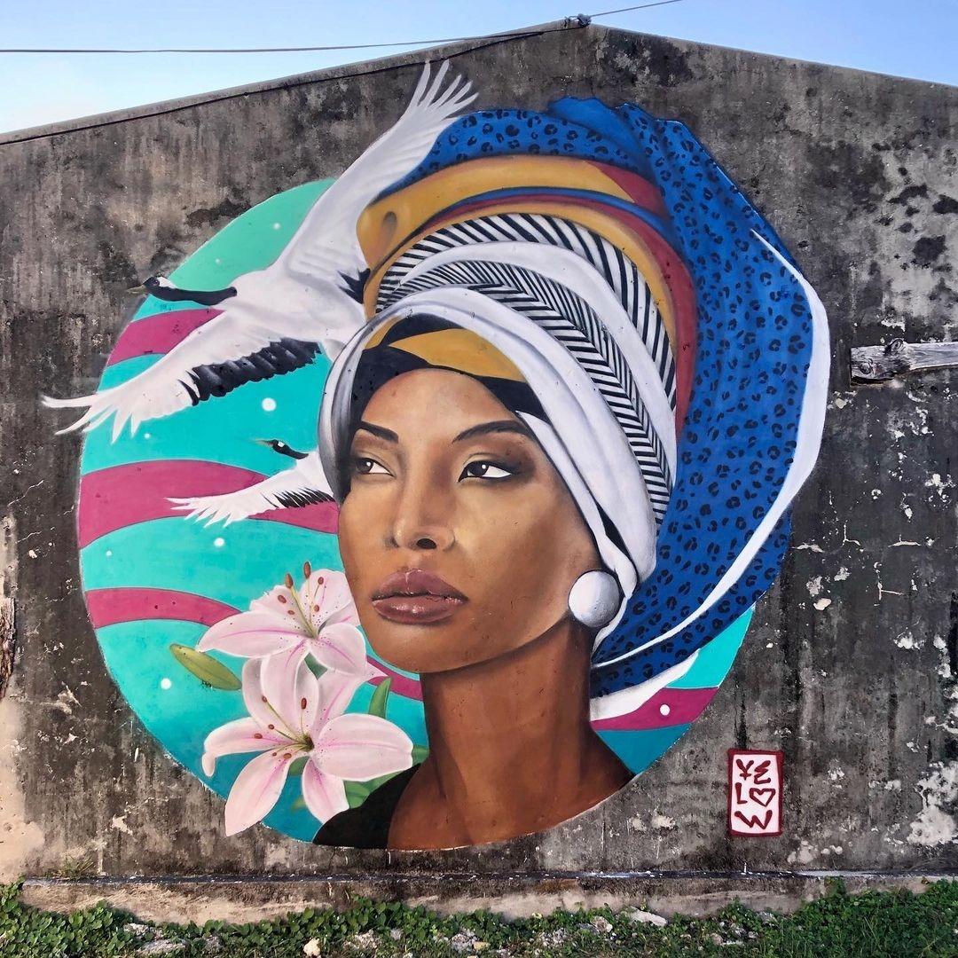 Yelow @ Marie Galante, Guadeloupe, France