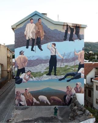 Colectivo Licuado @ Covilhã, Portugal