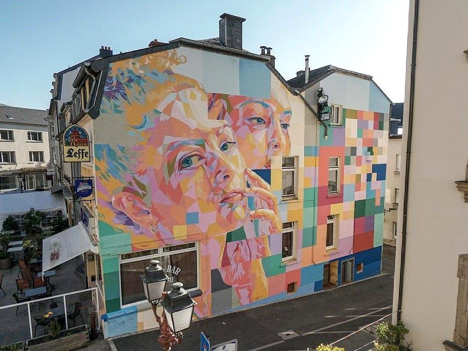 Dourone @ Ettelbruk, Luxembourg