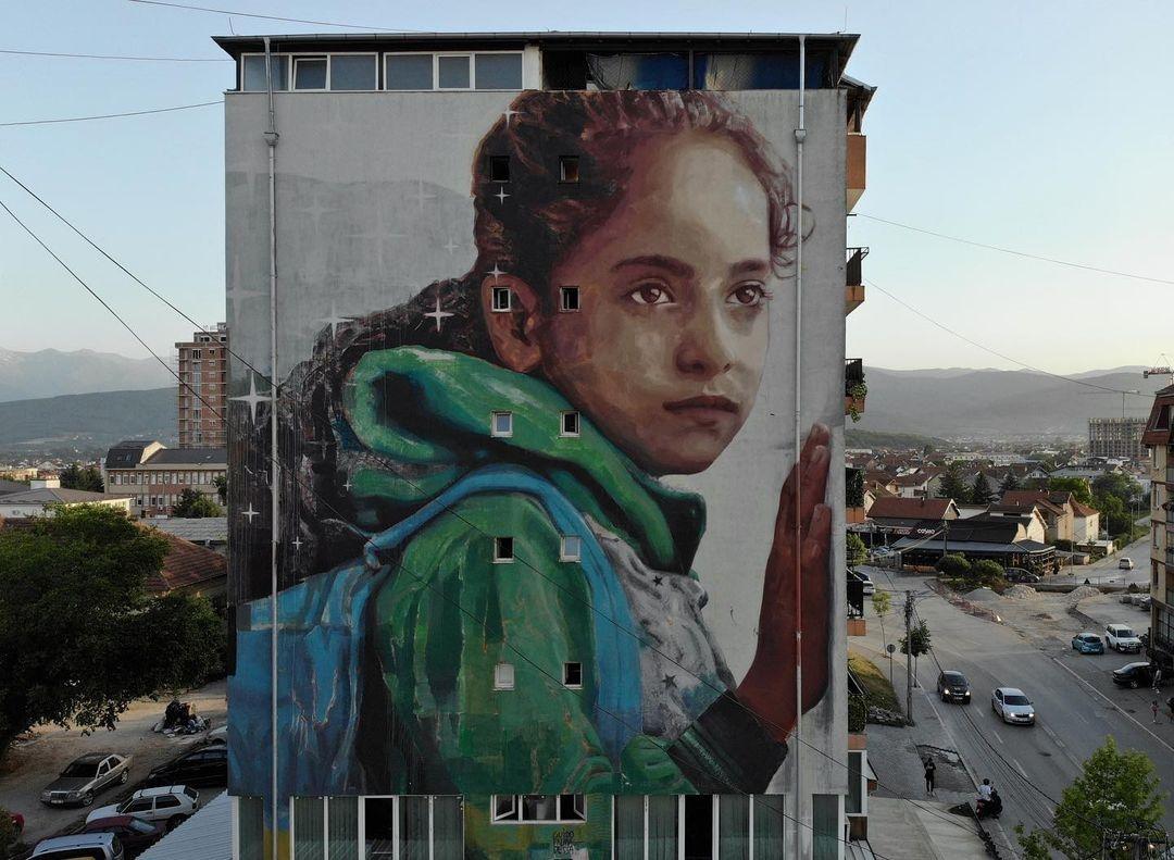 Guido Palmadessa @ Ferizaj, Kosovo