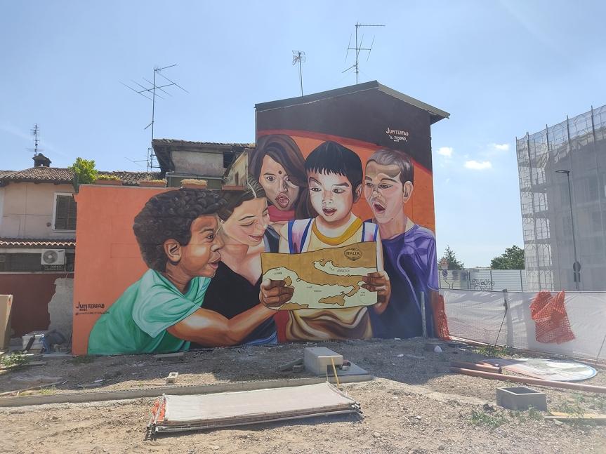 Jupiterfab @ Brescia, Italy