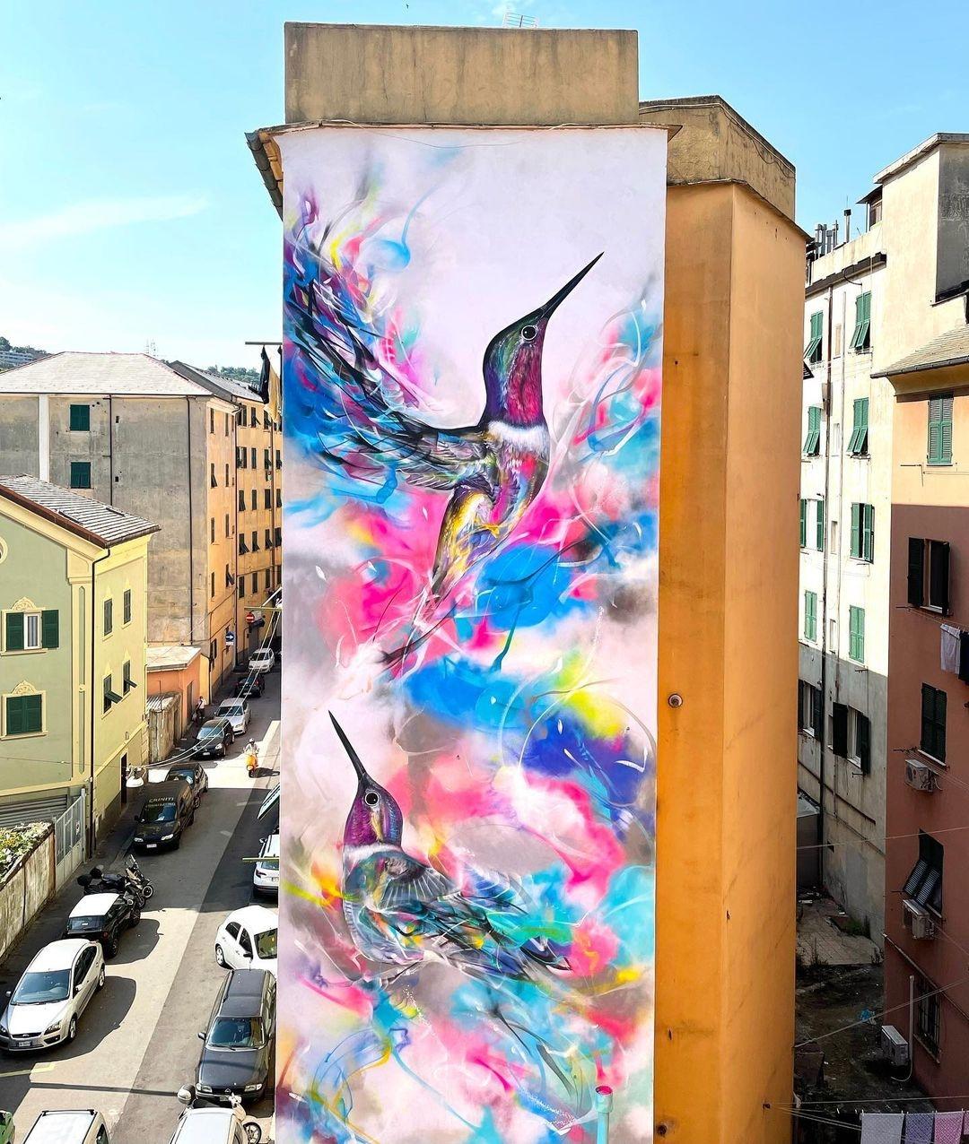 L7matrix @ Genoa, Italy