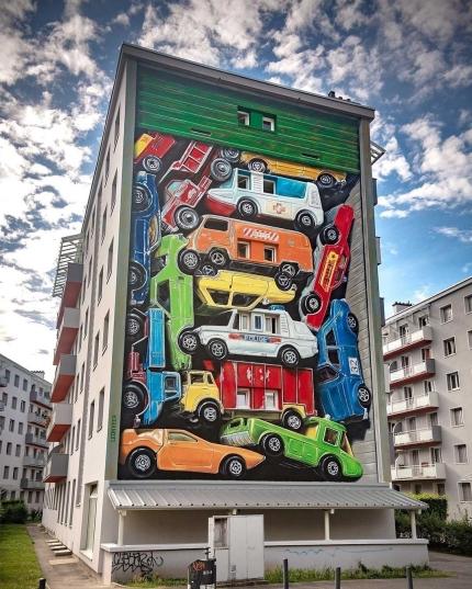 Leon Keer @ Grenoble, France