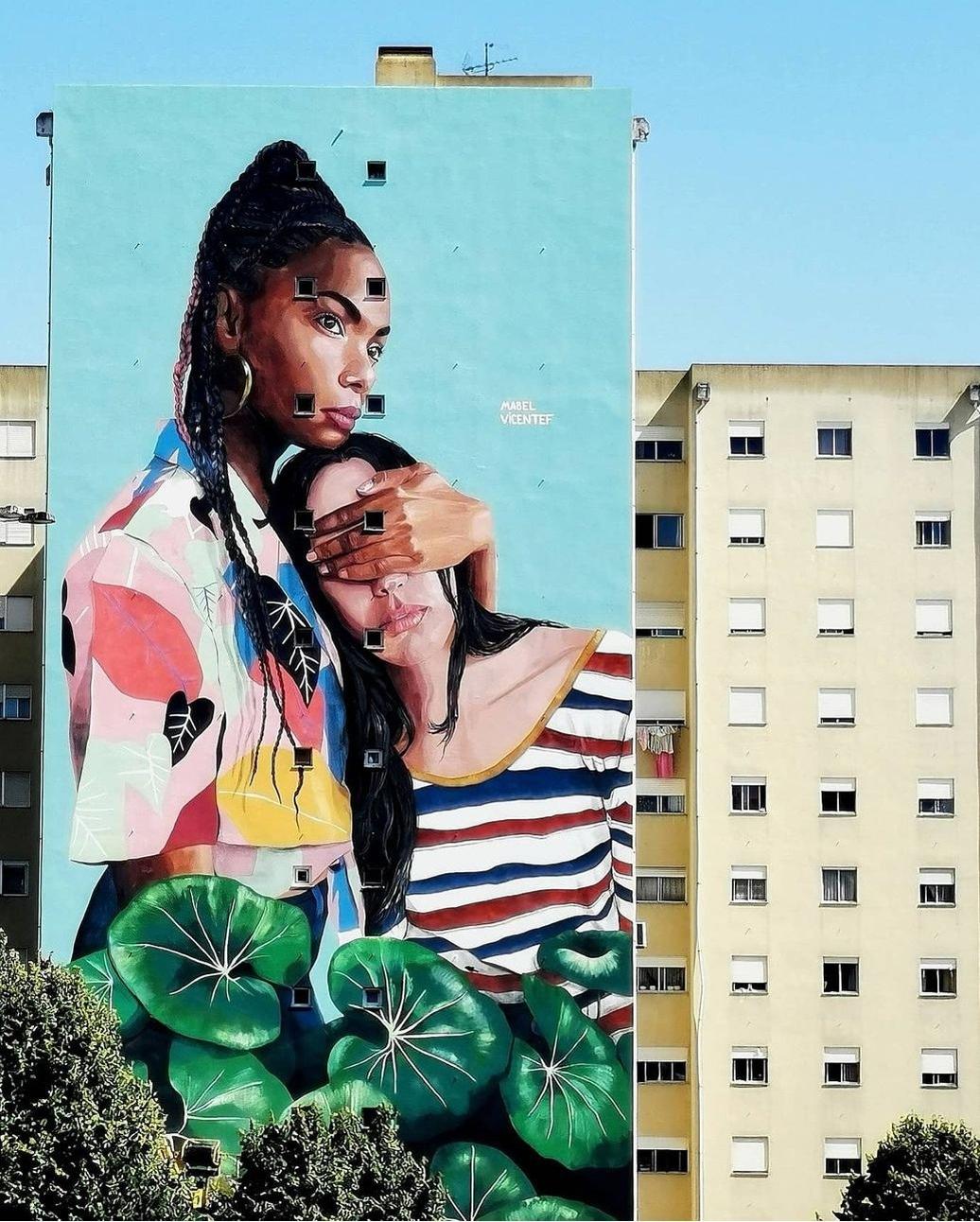 Mabel Vicentef @ Lisbon, Portugal