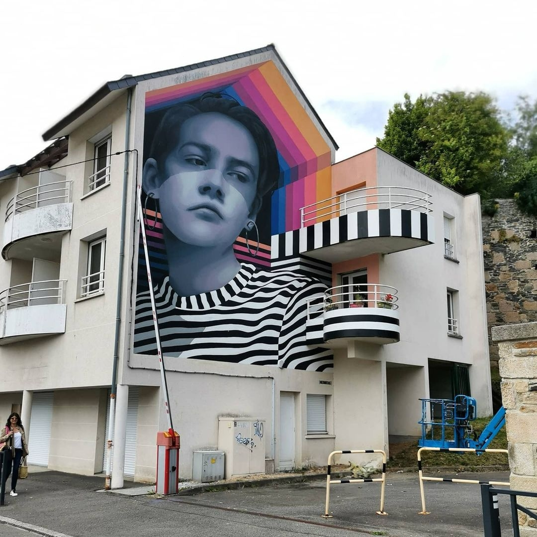 Medianeras @ Morlaix, France
